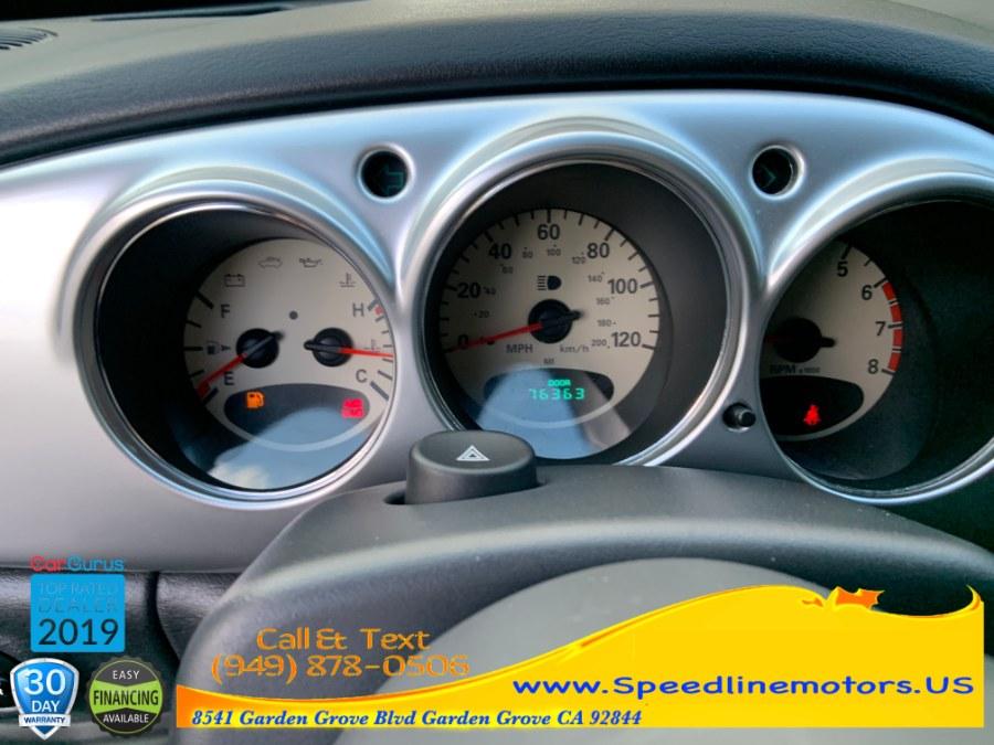 2005 Chrysler PT Cruiser 4dr Wgn Touring, available for sale in Garden Grove, California | Speedline Motors. Garden Grove, California
