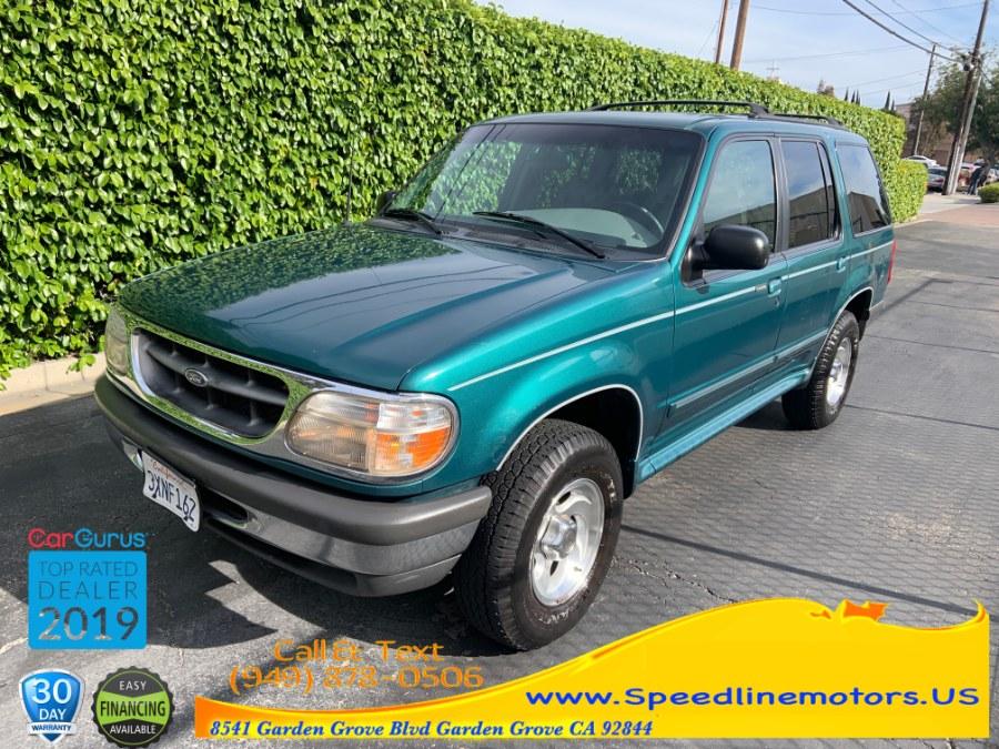 1998 Ford Explorer 4dr 112