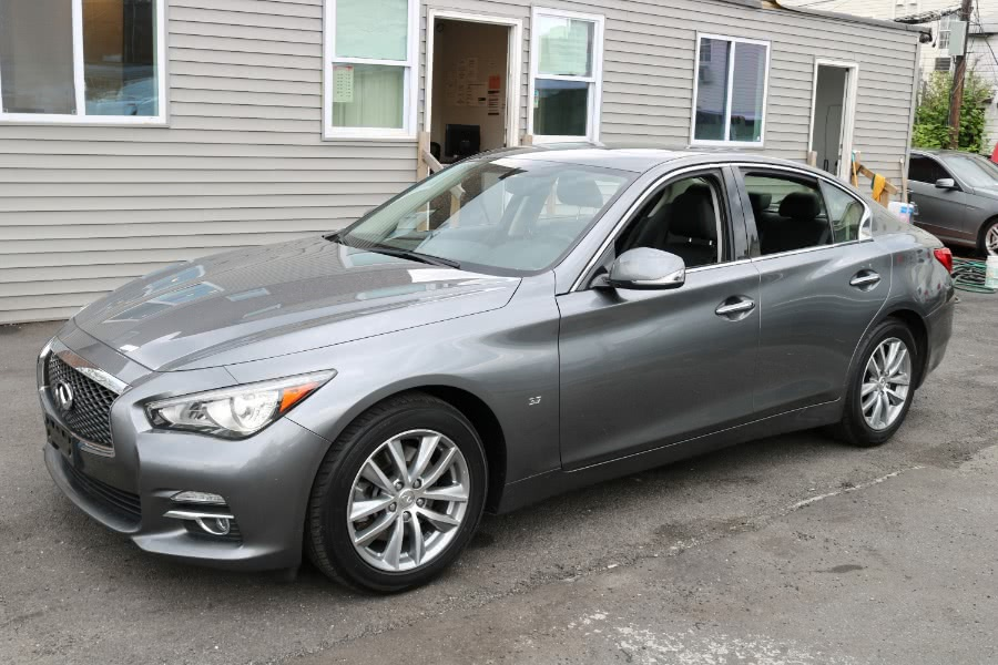 Used 2015 Infiniti Q50 in Bronx, New York | Todos Autos Sales. Bronx, New York
