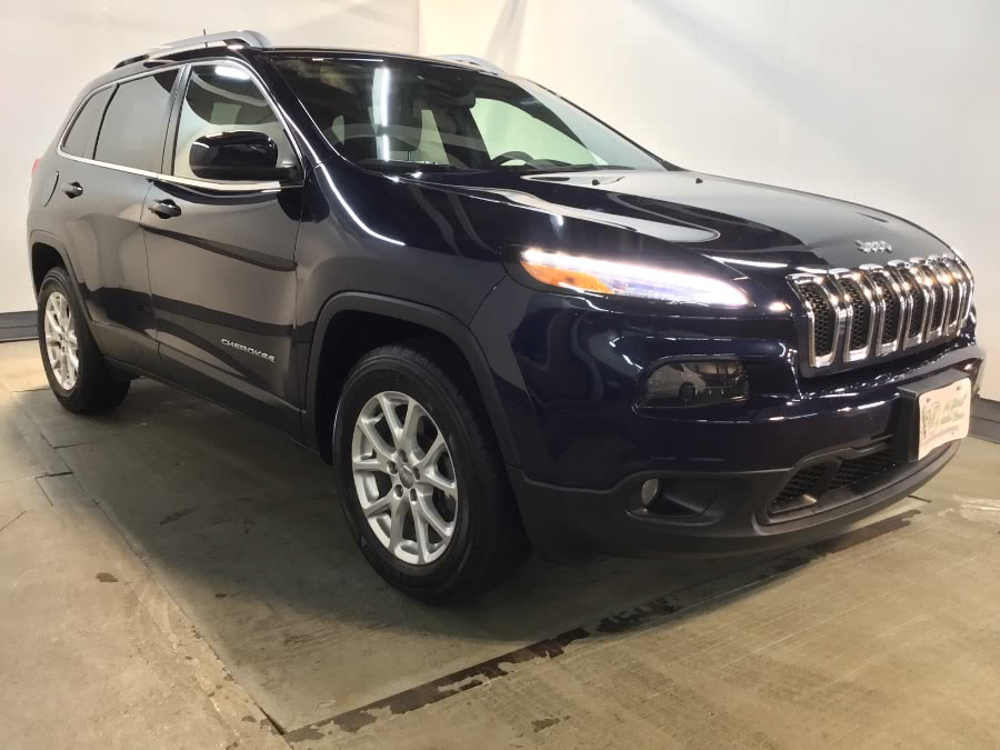 Used 2016 Jeep Cherokee in Hillside, New Jersey | M Sport Motor Car. Hillside, New Jersey