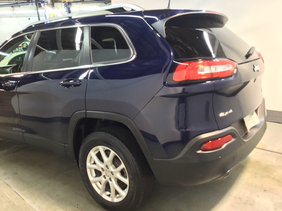 2016 Jeep Cherokee 4WD 4dr Latitude, available for sale in Hillside, New Jersey | M Sport Motor Car. Hillside, New Jersey