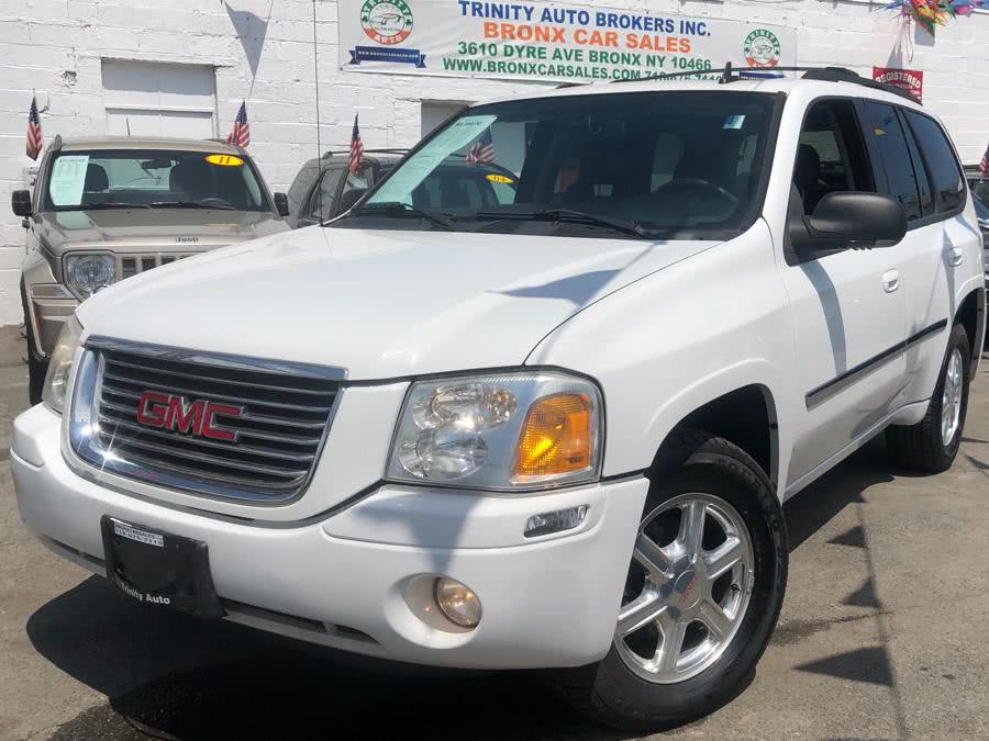 2007 GMC Envoy 4WD 4dr SLT, available for sale in Bronx, New York | Trinity Auto. Bronx, New York