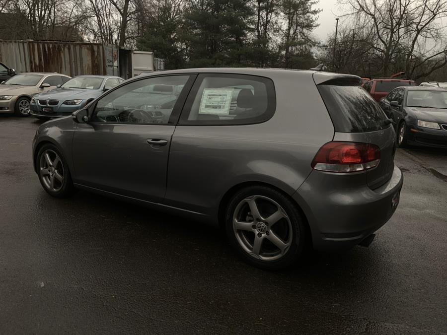 2012 Volkswagen Golf 2dr HB Man TDI w/Sunroof & Nav, available for sale in Cheshire, Connecticut | Automotive Edge. Cheshire, Connecticut