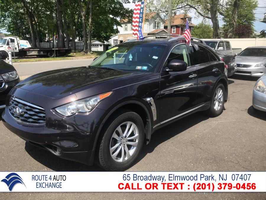 Used 2011 Infiniti FX35 in Elmwood Park, New Jersey | Route 4 Auto Exchange. Elmwood Park, New Jersey