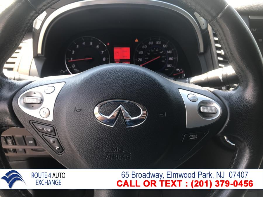 2011 Infiniti FX35 AWD 4dr, available for sale in Elmwood Park, New Jersey   Route 4 Auto Exchange. Elmwood Park, New Jersey