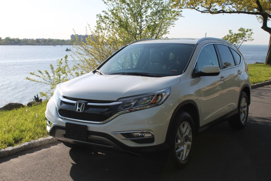 2015 Honda CR-V AWD 5dr EX-L, available for sale in Great Neck, NY