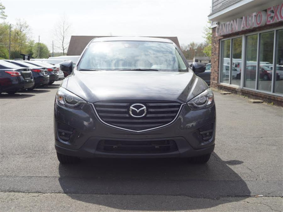 2016 Mazda Cx-5 Grand Touring, available for sale in Canton, Connecticut | Canton Auto Exchange. Canton, Connecticut