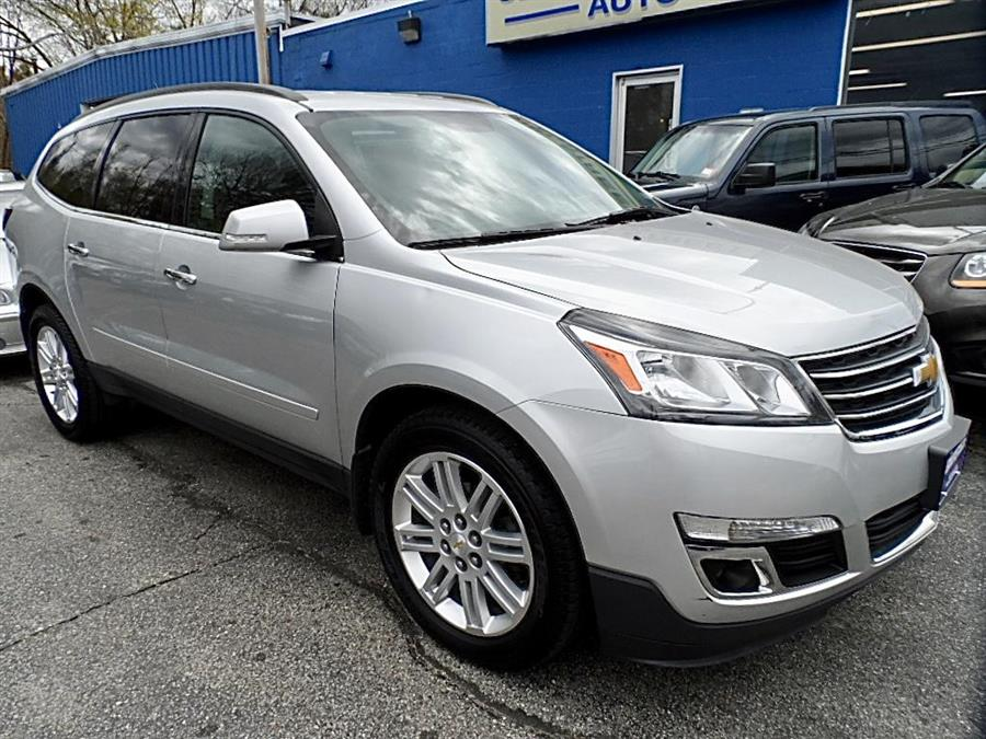 2014 Chevrolet Traverse LT AWD, available for sale in Manchester, New Hampshire | Second Street Auto Sales Inc. Manchester, New Hampshire