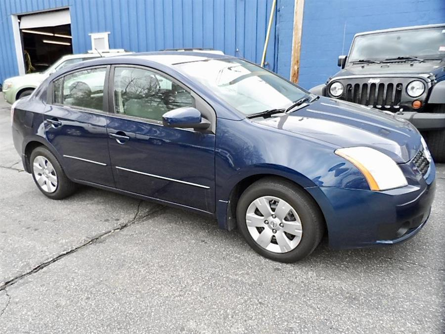 2008 Nissan Sentra 2.0, available for sale in Manchester, New Hampshire | Second Street Auto Sales Inc. Manchester, New Hampshire