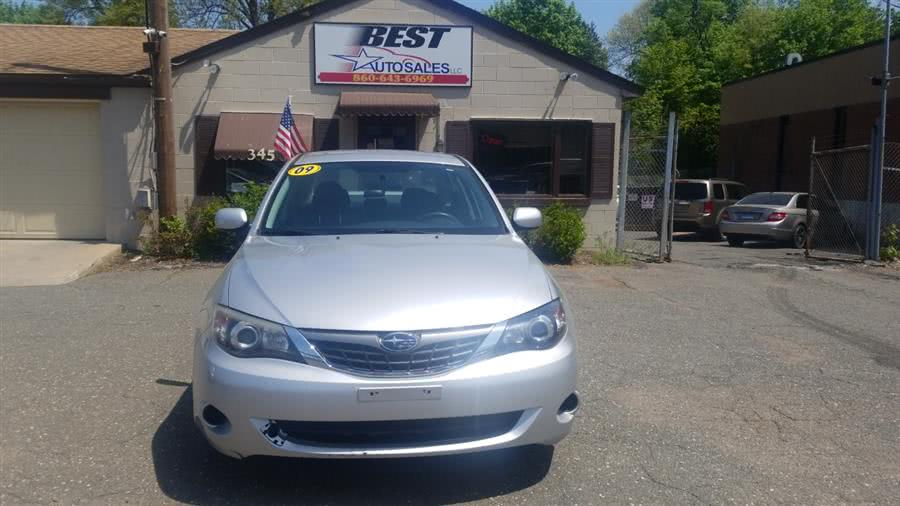 Used 2009 Subaru Impreza Sedan in Manchester, Connecticut | Best Auto Sales LLC. Manchester, Connecticut