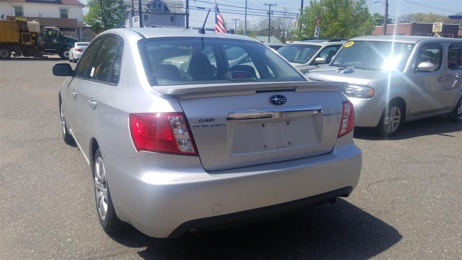 2009 Subaru Impreza Sedan 4dr Auto i, available for sale in Manchester, Connecticut   Best Auto Sales LLC. Manchester, Connecticut