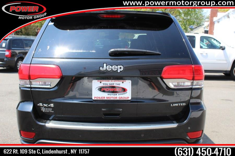 2015 Jeep Grand Cherokee 4WD 4dr Limited, available for sale in Lindenhurst , New York | Power Motor Group. Lindenhurst , New York