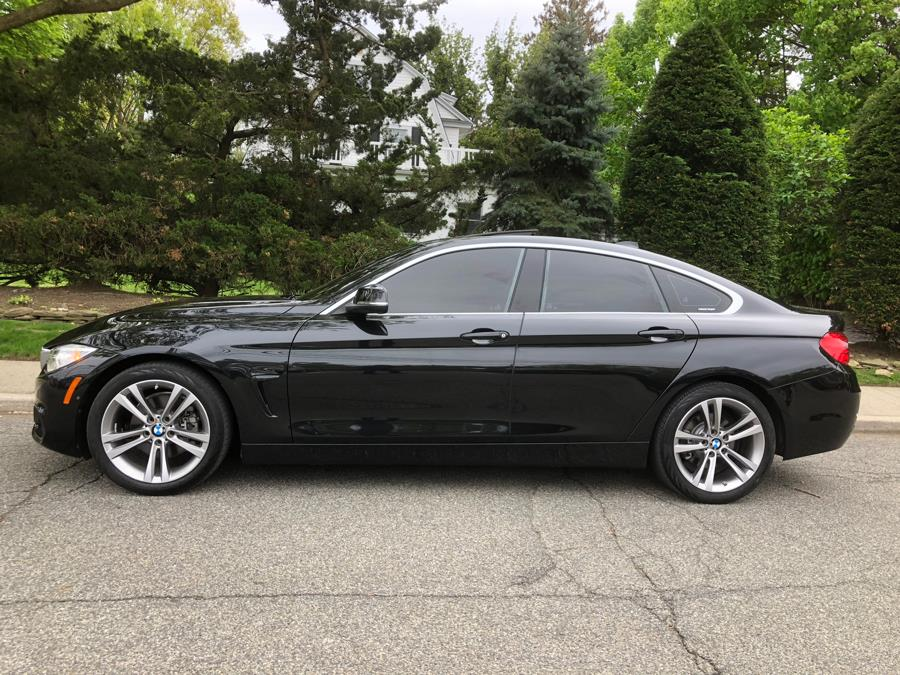 2017 BMW 4 Series 430i Gran Coupe SULEV, available for sale in Franklin Square, New York | Luxury Motor Club. Franklin Square, New York