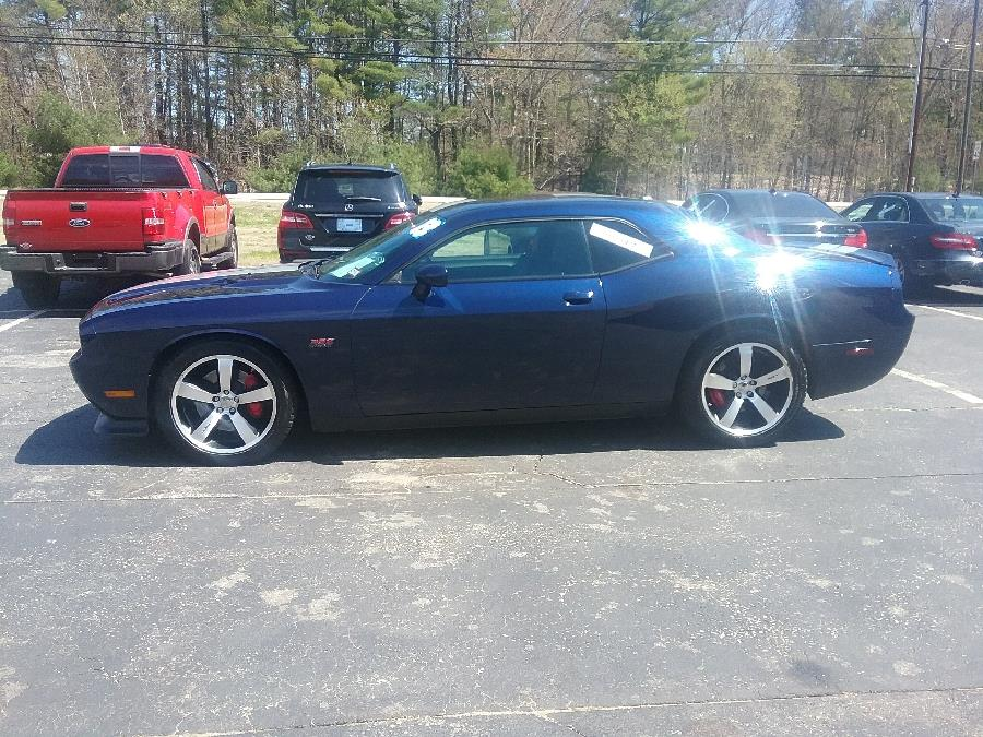 2013 Dodge Challenger 2dr Cpe SRT8, available for sale in Rochester, New Hampshire | Hagan's Motor Pool. Rochester, New Hampshire