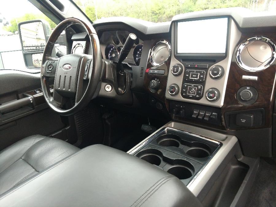 2015 Ford Super Duty F-250 SRW 4WD Crew Cab 156