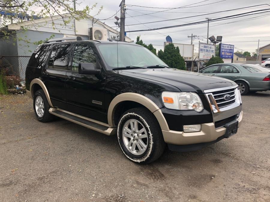 Used Ford Explorer Eddie Bauer 4dr SUV 4WD (V6) 2007 | Route 46 Auto Sales Inc. Lodi, New Jersey