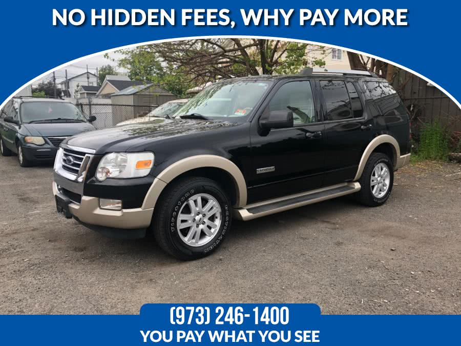 Used 2007 Ford Explorer in Lodi, New Jersey | Route 46 Auto Sales Inc. Lodi, New Jersey