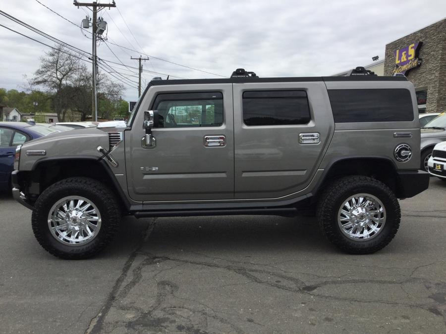2008 HUMMER H2 4WD 4dr SUV Luxury, available for sale in Plantsville, Connecticut | L&S Automotive LLC. Plantsville, Connecticut