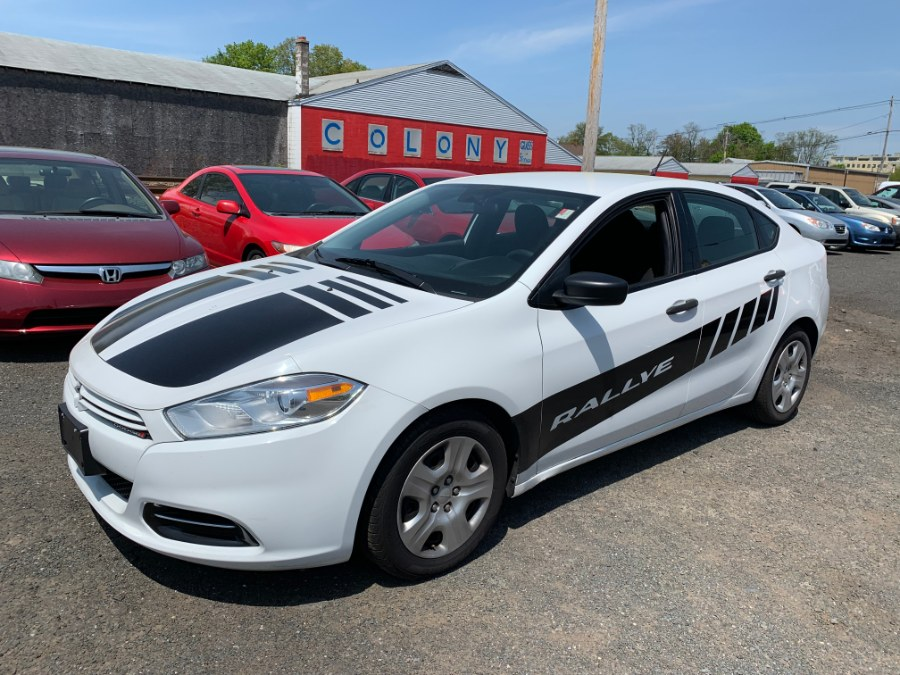 2013 Dodge Dart 4dr Sdn SE, available for sale in Wallingford, Connecticut | Wallingford Auto Center LLC. Wallingford, Connecticut