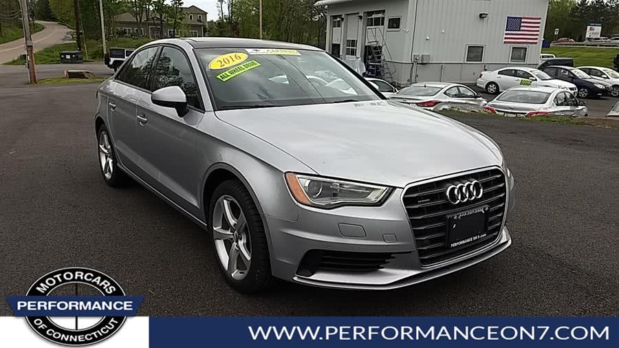 Used 2016 Audi A3 in Wilton, Connecticut | Performance Motor Cars. Wilton, Connecticut