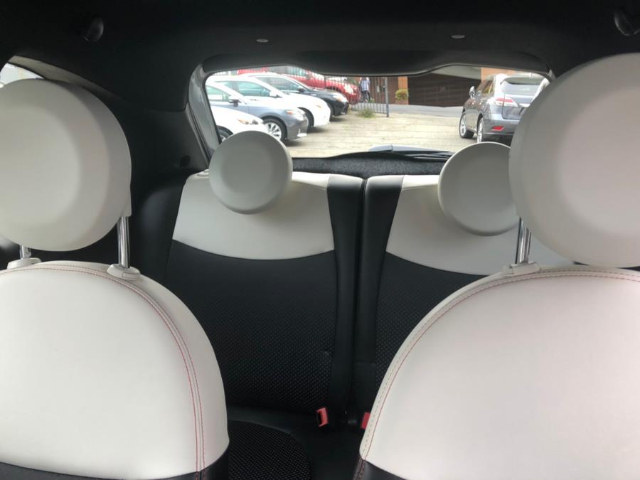 2016 FIAT 500e Steam Interior pkg, available for sale in Daly City, California | Green Light Auto Wholesale. Daly City, California