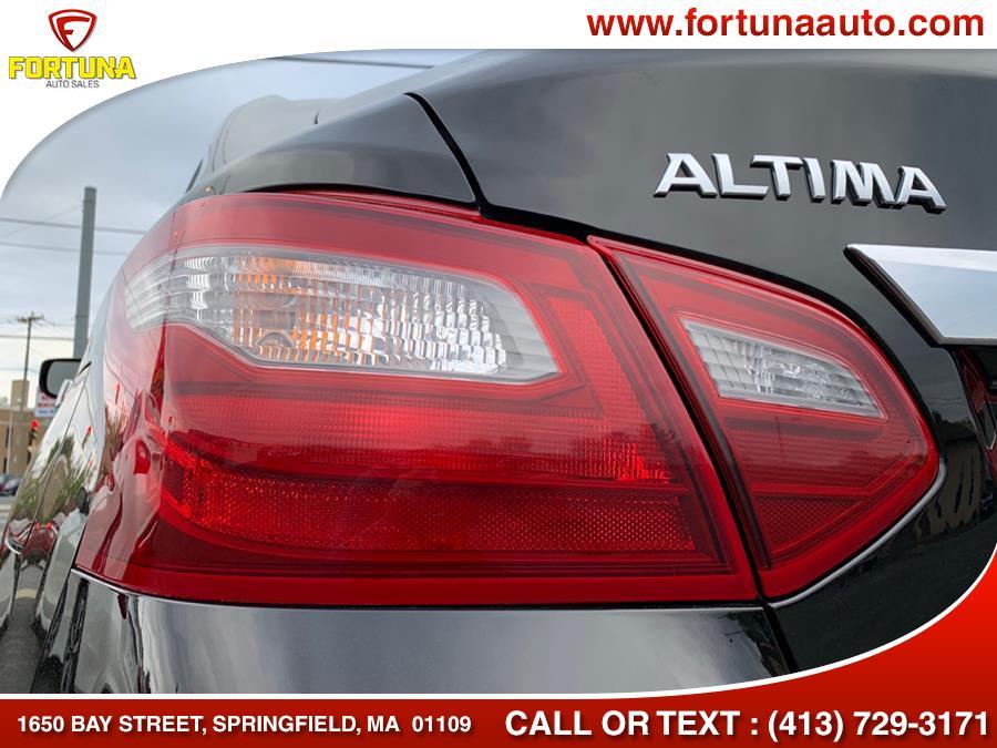 2018 Nissan Altima 2.5 SV Sedan, available for sale in Springfield, Massachusetts   Fortuna Auto Sales Inc.. Springfield, Massachusetts
