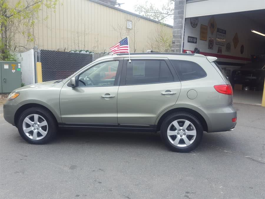 2007 Hyundai Santa Fe AWD 4dr Auto Limited w/XM, available for sale in Springfield, Massachusetts | The Car Company. Springfield, Massachusetts