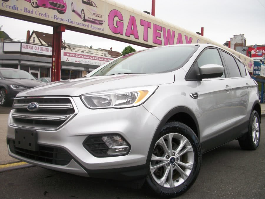 2017 Ford Escape SE 4WD, available for sale in Jamaica, New York | Gateway Car Dealer Inc. Jamaica, New York