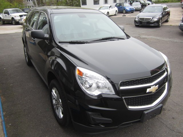 2011 Chevrolet Equinox AWD 4dr LS, available for sale in Meriden, Connecticut | Cos Central Auto. Meriden, Connecticut