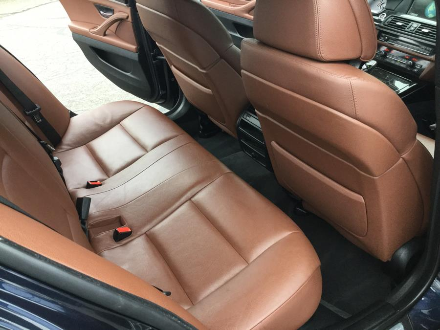 2013 BMW 5 Series 4dr Sdn 550i xDrive AWD, available for sale in Plantsville, Connecticut | L&S Automotive LLC. Plantsville, Connecticut