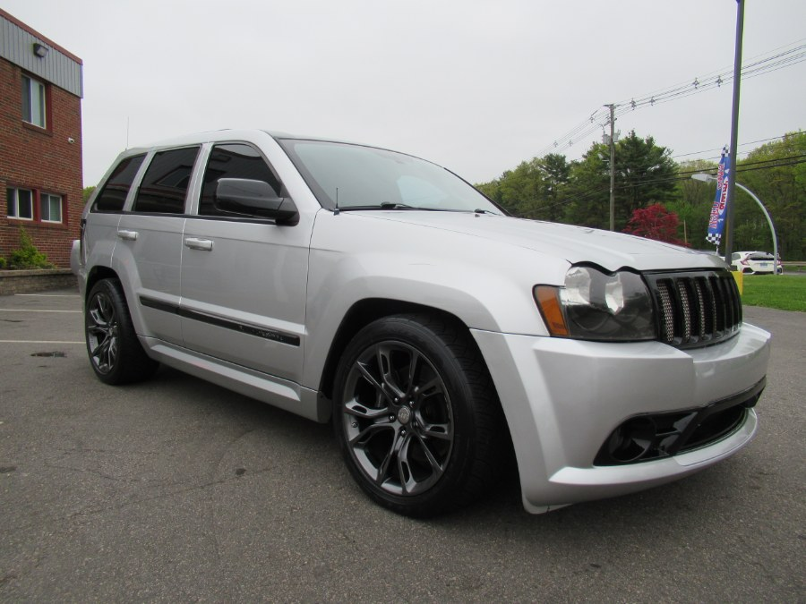 2007 Jeep Grand Cherokee 4WD 4dr SRT-8, available for sale in South Windsor, Connecticut | Mike And Tony Auto Sales, Inc. South Windsor, Connecticut