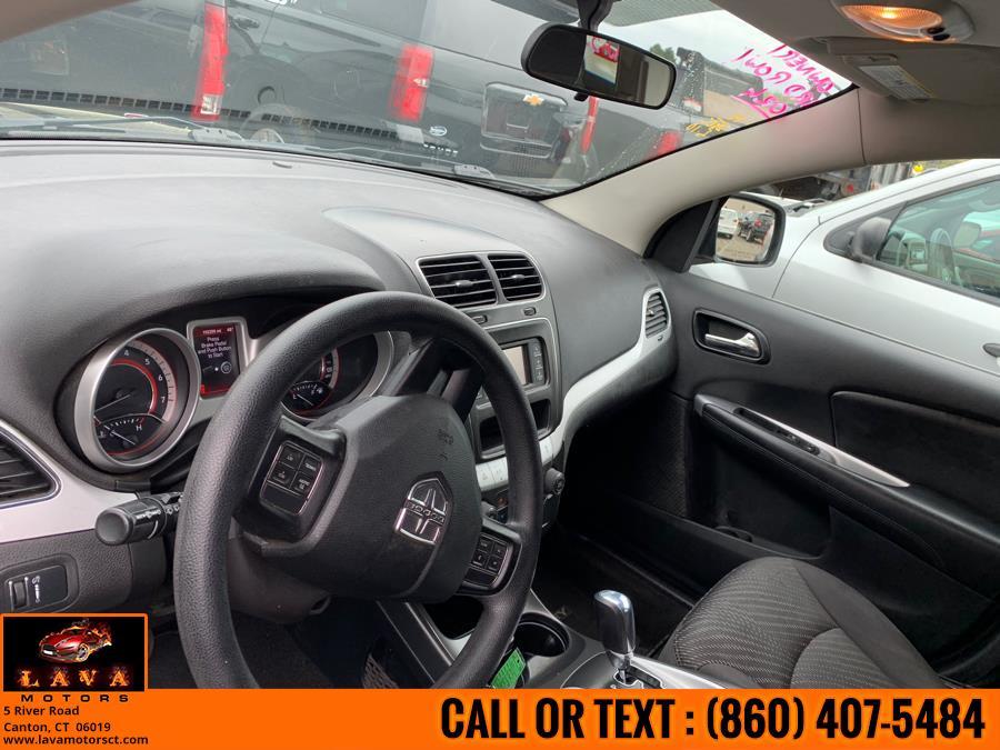2014 Dodge Journey FWD 4dr SXT, available for sale in Canton, Connecticut   Lava Motors. Canton, Connecticut