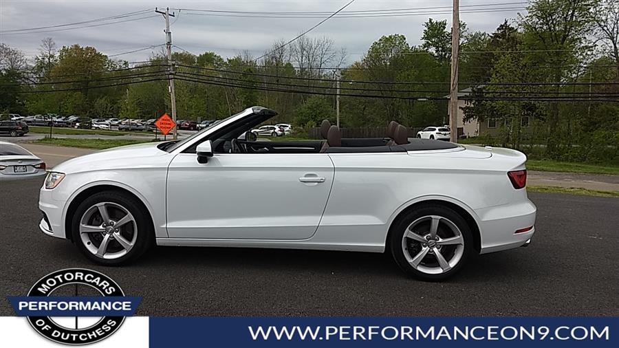 2016 Audi A3 2dr Cabriolet quattro 2.0T Premium, available for sale in Wappingers Falls, New York | Performance Motorcars Inc. Wappingers Falls, New York