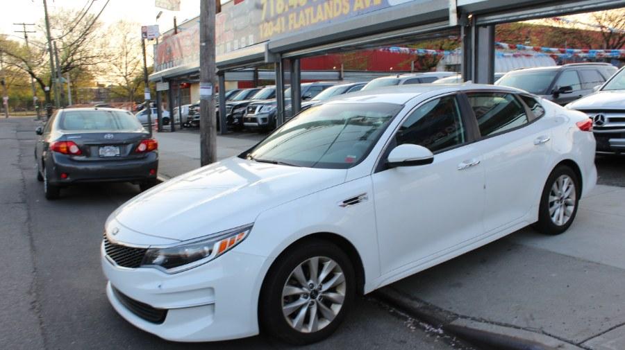 Used Kia Optima 4dr Sdn LX 2016 | NYC Automart Inc. Brooklyn, New York