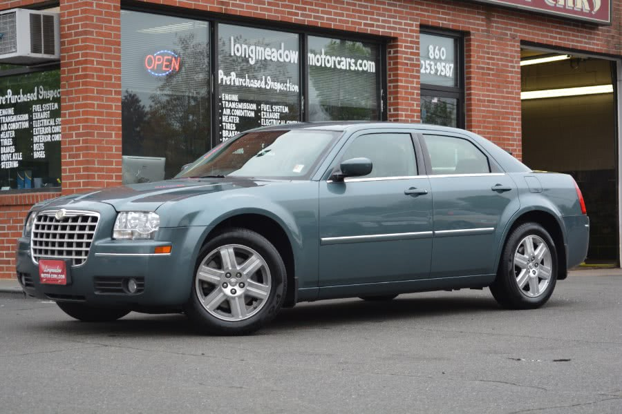 2006 Chrysler 300 4dr Sdn 300 Touring AWD, available for sale in ENFIELD, Connecticut | Longmeadow Motor Cars. ENFIELD, Connecticut