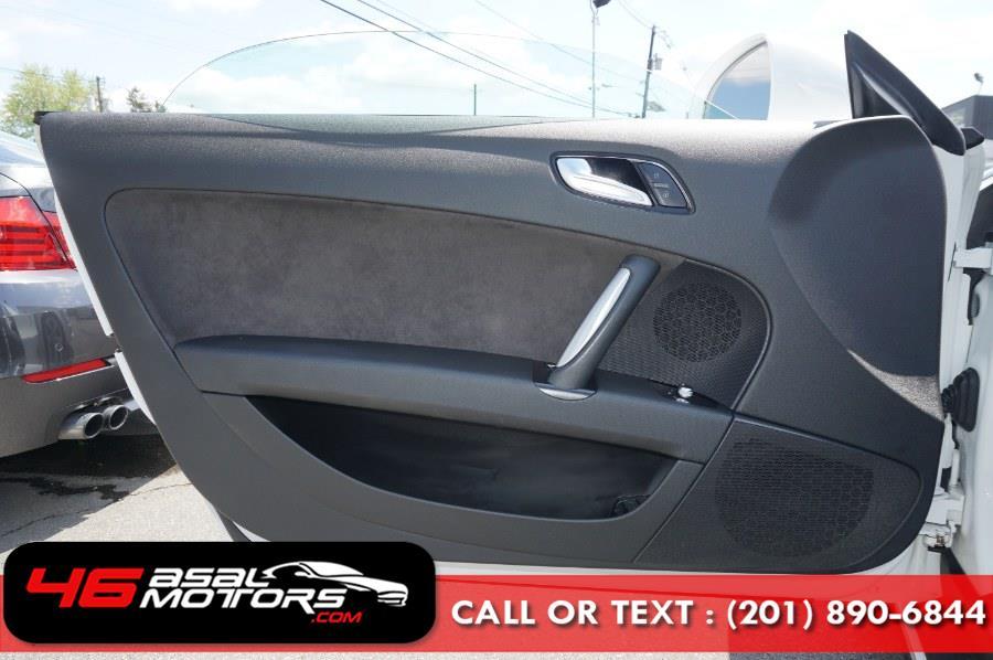 2012 Audi TT 2dr Roadster S tronic quattro 2.0T Premium Plus, available for sale in lodi, New Jersey | Asal Motors 46. lodi, New Jersey