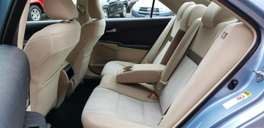 2012 Toyota Camry 4dr Sdn Auto LE, available for sale in Waterbury, Connecticut | National Auto Brokers, Inc.. Waterbury, Connecticut