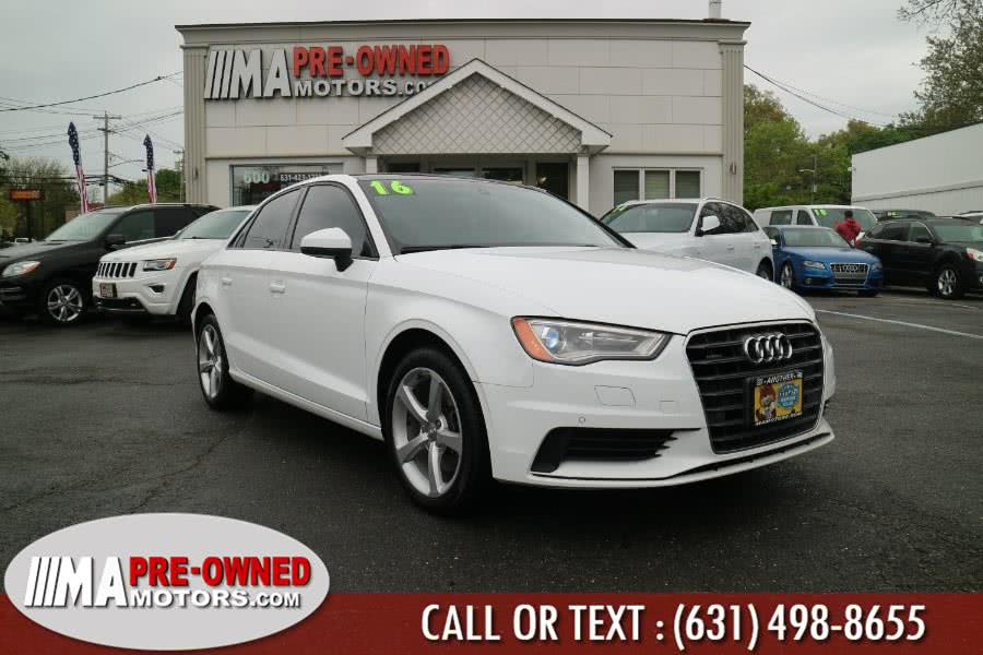 Used 2016 Audi A3 in Huntington, New York | M & A Motors. Huntington, New York