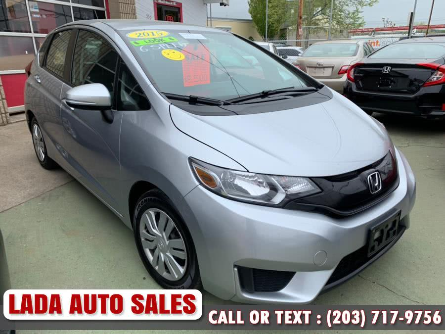 Used 2015 Honda Fit in Bridgeport, Connecticut | Lada Auto Sales. Bridgeport, Connecticut