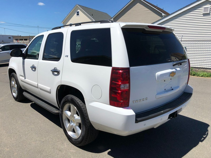 2008 Chevrolet Tahoe 4WD 4dr 1500 LTZ, available for sale in West Springfield, Massachusetts | Union Street Auto Sales. West Springfield, Massachusetts