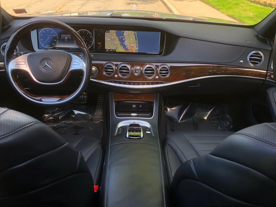 2016 Mercedes-Benz S-Class 4dr Sdn S 550 4MATIC, available for sale in Franklin Square, New York | Luxury Motor Club. Franklin Square, New York