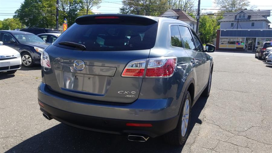2010 Mazda CX-9 AWD 4dr Sport, available for sale in Manchester, Connecticut | Best Auto Sales LLC. Manchester, Connecticut