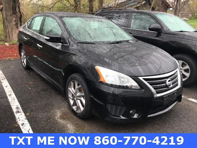 Used 2015 Nissan Sentra in New Britain, Connecticut | Prestige Auto Cars LLC. New Britain, Connecticut
