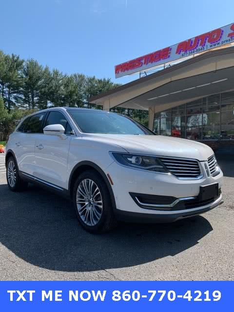 Used 2016 Lincoln Mkx in New Britain, Connecticut | Prestige Auto Cars LLC. New Britain, Connecticut