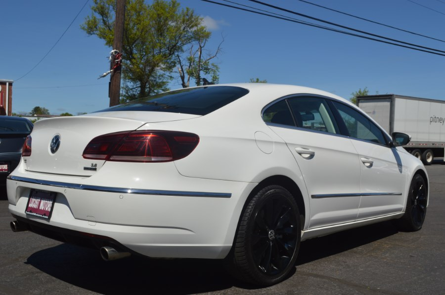 2013 Volkswagen CC 4dr Sdn VR6 Executive 4Motion, available for sale in Hartford, Connecticut | Locust Motors LLC. Hartford, Connecticut
