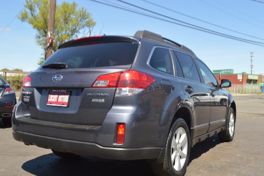 2014 Subaru Outback 4dr Wgn H4 Auto 2.5i Premium, available for sale in Hartford, Connecticut | Locust Motors LLC. Hartford, Connecticut