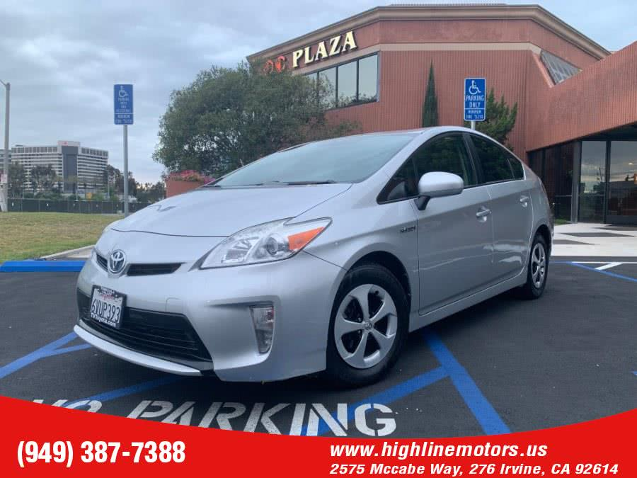 Used 2012 Toyota Prius in Irvine, California | High Line Motors LLC. Irvine, California
