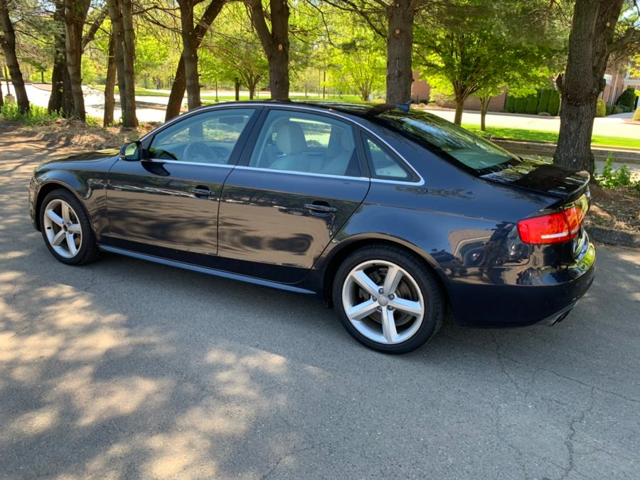 2012 Audi A4 4dr Sdn Auto quattro 2.0T Premium Plus, available for sale in Cheshire, Connecticut | Automotive Edge. Cheshire, Connecticut