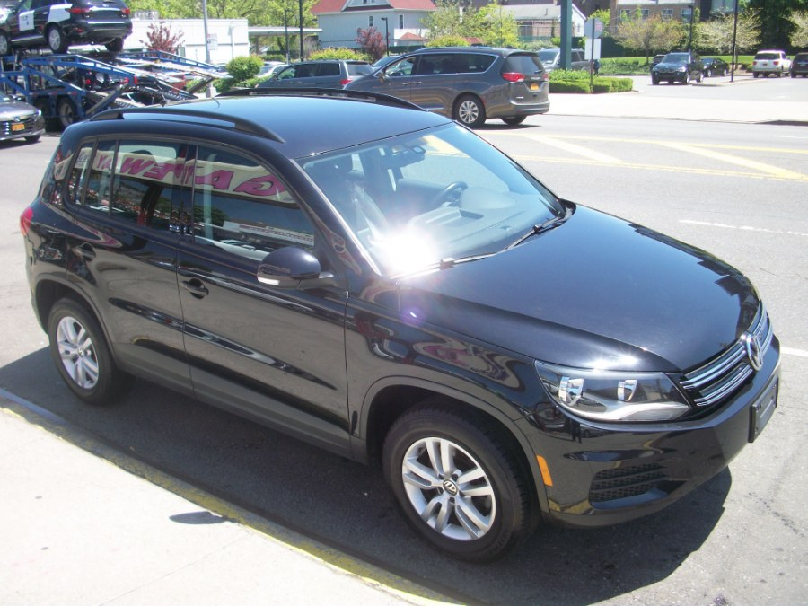 2016 Volkswagen Tiguan 4MOTION 4dr Auto, available for sale in Jamaica, New York | Gateway Car Dealer Inc. Jamaica, New York