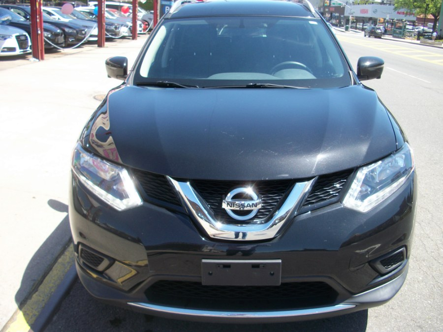 2016 Nissan Rogue AWD 4dr SV w/Navigation, available for sale in Jamaica, New York | Gateway Car Dealer Inc. Jamaica, New York